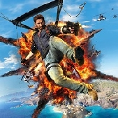 Znamy wagę Just Cause 3
