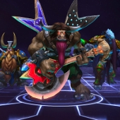 Heroes of the Storm...