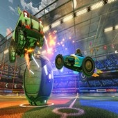 Auto Batmana zawita do Rocket League