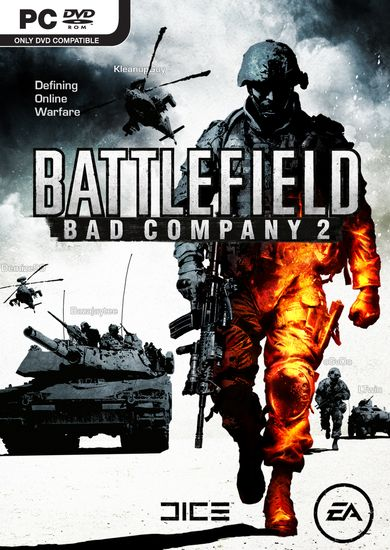 Battlefield: Bad Company 2+Espanol Full ISO[Fileserve]