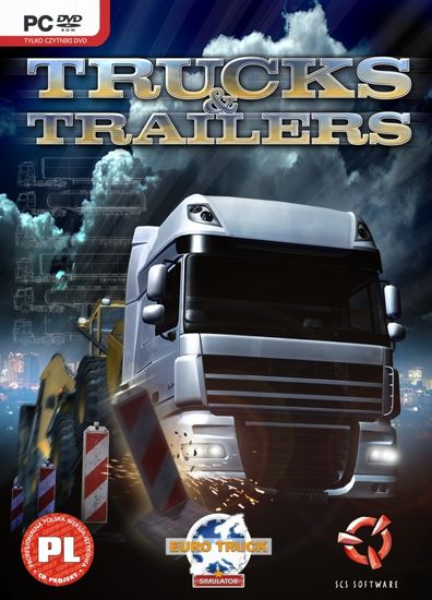 Trucks & Trailers (2011) PL