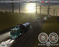Zrzut ekranu: 18 Wheels of Steel: Haulin'