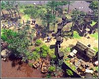 Zrzut ekranu: Age of Empires 3 The WarChiefs - patch