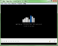Zrzut ekranu: Media Player Classic Home Cinema