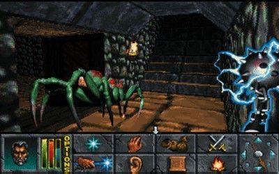 , wydanej 15 lat temu, gry RPG The Elder Scrolls II: Daggerfall